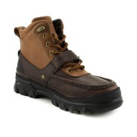Mens Heworth Boot by Polo Ralph Lauren , Tan | Journeys Shoes
