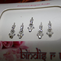 Flower Pot Bindi Collection for Your Awesome Looks