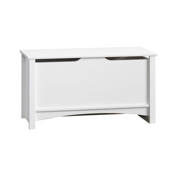 ChildCraft Relaxed Traditional Storage Chest (Matte White)