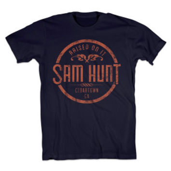 Sam Hunt Raised On It T-Shirt