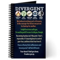 Divergent Symbols Quotes Journal