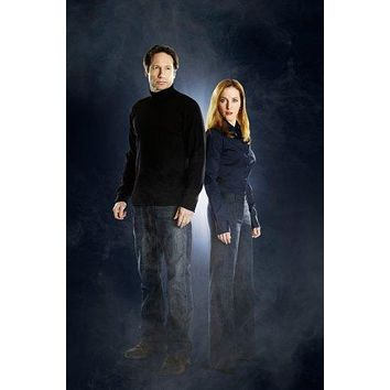 The X Files Cast Poster 11 inch x 17 inch poster