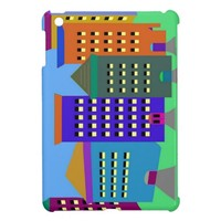 City Art iPad Mini Case