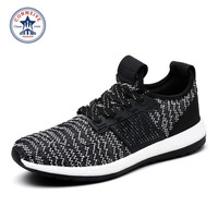 Limited Running Shoes for Men Sneakers Cheap Mens Sneaker Lifestyle Flywire New Hombre PU Fabric Air Cushioning Low