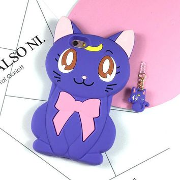 LMFON Butterfly Cats Iphone Phone Case Apple Dustproof Silicone Phone Case [8864266375]