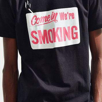 GMT We're Smoking Tee | Urban Outfitters