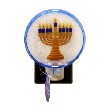 Home Decor Hanukkah Night Light