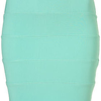 Panel Bodycon Skirt - Skirts  - Apparel  - Topshop USA