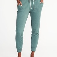 French-Terry Lounge Joggers for Women|old-navy