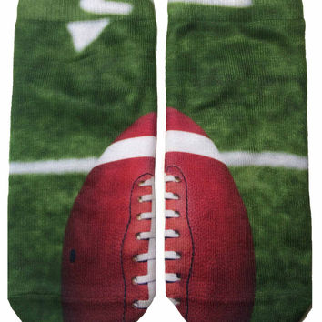 Football Ankle Socks
