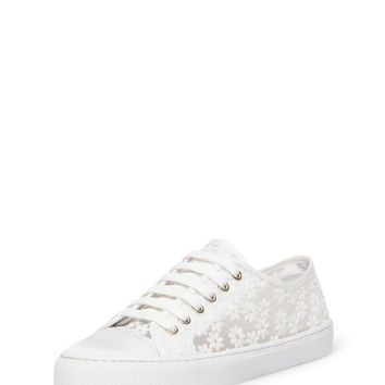 Crochet plimsolls - SNEAKERS - Stradivarius United Kingdom
