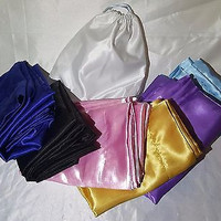 Handmade Satin pillowcase