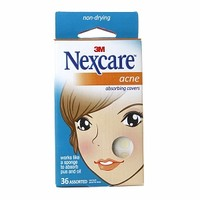 Nexcare Acne Absorbing Covers, Assorted