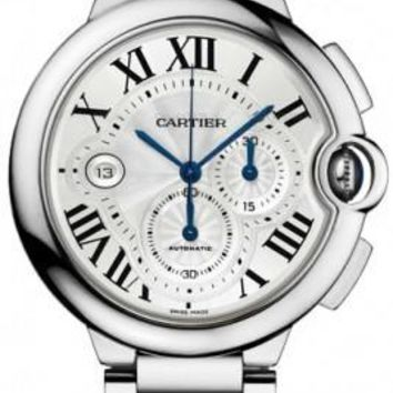 Cartier - Ballon Bleu 46mm - White Gold