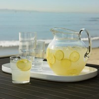 Acrylic Lemonade Pitcher