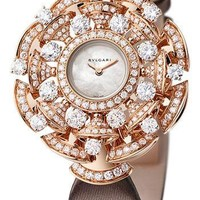 Bulgari - Diva's Dream - Pink Gold and Diamonds