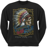 Grateful Dead - Spring Tour 1990 Crew Neck Sweatshirt