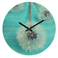 Olivia St Claire Three Wishes Round Clock