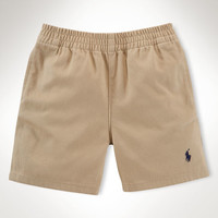 COTTON TWILL SPORT SHORT