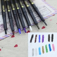Colorful Eye Makeup Eyeliner Pencil Waterproof Eyebrow Beauty Pen Eye Liner Cosmetics pen = 1669402372