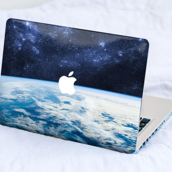 Macbook Skin Macbook Pro Skin Macbook Air Skin Macbook Cover Macbook Decal Macbook Sticker Laptop Skin Pale Blue Dot Earth Space Orbit
