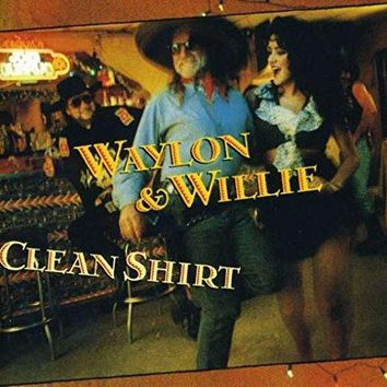 Willie Nelson & Waylon Jennings - If I Can Find A Clean Shirt