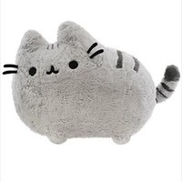 "Hey Chickadee - 20"" BIG Pusheen plush toy"