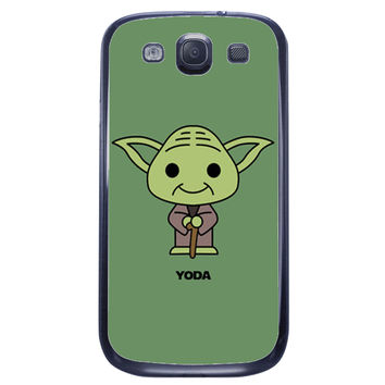 Star Wars Yoda Samsung Galaxy S3 Case