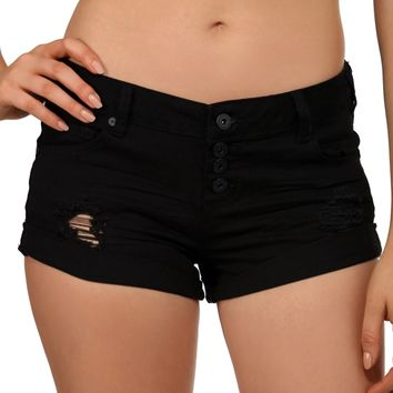 Black Love 'Em Shorts