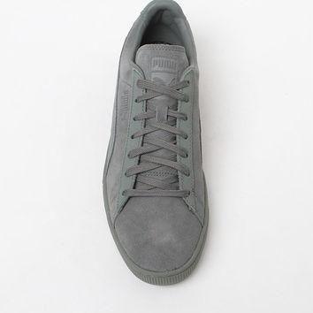 Puma Suede Classic Tonal Olive Shoes at PacSun.com