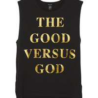 Good Vs God Muscle – Ksubi Online Warehouse Sale