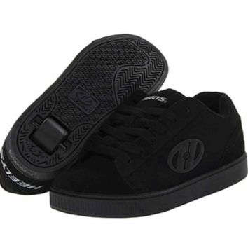 Heely's Straight Up Roller Shoe (Black)