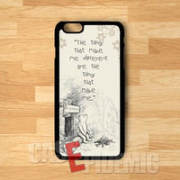 Winnie The Pooh Vintage - zAz for iPhone 4/4S/5/5S/5C/6/6+,Samsung S3/S4/S5/S6 Regular,Samsung Note 3/4