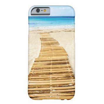 Boardwalk to the Beach and Sea iPhone 6 Case