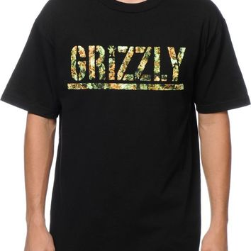 Diamond Supply Co x Grizzly T-Puds Kush T-Shirt