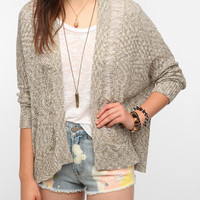 Urban Outfitters - Jack By BB Dakota Lily Open Front Cardigan