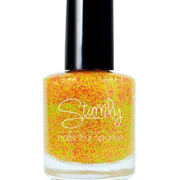 Sand Art - Neon Handmade Nail Polish Full Bottle