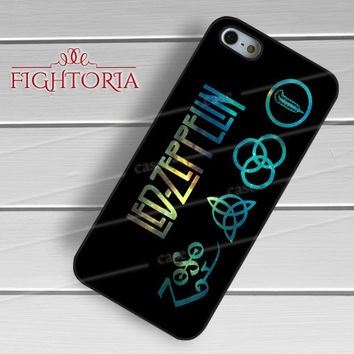 Led Zeppelin Symbol - zDzA for  iPhone 6S case, iPhone 5s case, iPhone 6 case, iPhone 4S, Samsung S6 Edge