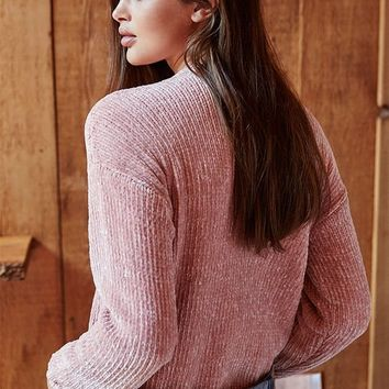 LA Hearts Chenille Sweater at PacSun.com