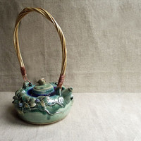 "Teapot ""The nightingale"" - from the H.C. Andersen tale"
