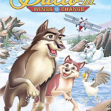 Balto 3-Wings Of Change (Dvd) (Dol Dig Sur)