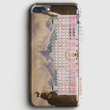 The Grand Budapest Hotel iPhone 7 Plus Case