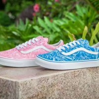 Vans Women Classics Rose Running Shoes 35-39