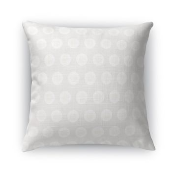 BRIANNA OFF WHITE Accent Pillow By Terri Ellis