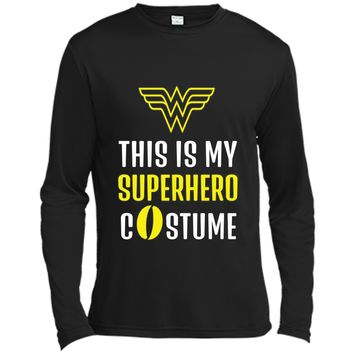 Wonder Superhero Comic Fan Halloween Costume Geek Shirt