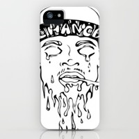 Chance the Rapper iPhone & iPod Case by Fisch Design