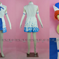 Custom Juvia Cosplay from Fairy Tail - Tailor-Made Cosplay Costume