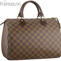 Ask Megs: Louis Vuitton Speedy versus Neverfull - PurseBlog
