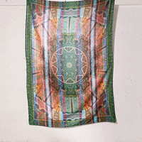 Kaleidoscope Ikat Tapestry | Urban Outfitters