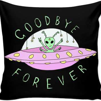 Tumblr Alien Pillow